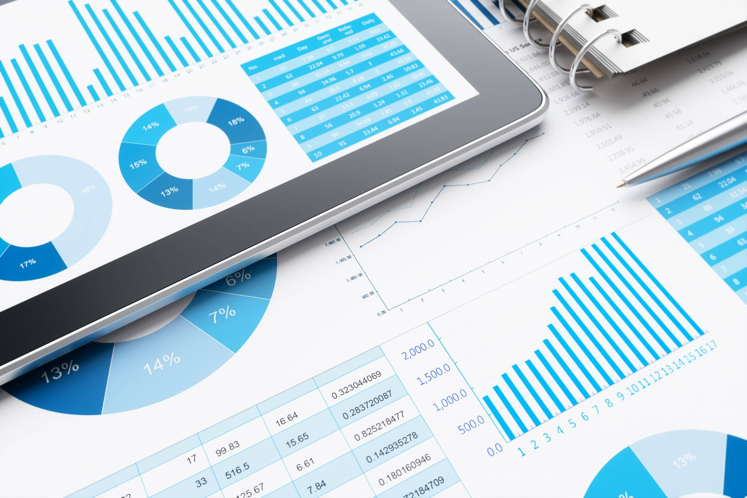 automate and accelerate your bank's monthly reporting process with Qualtik